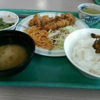 Photo taken at ダイビル食堂 by kiriko on 2/12/2015
