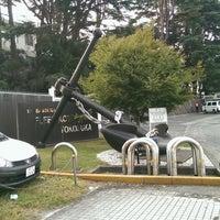 Photo taken at Yokosuka US Navy Base Pass Office by kiriko on 9/23/2014