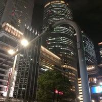 Photo taken at JR Central Towers by kiriko on 10/19/2017