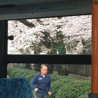 Photo taken at 富士重工前(小田急バス) by kiriko on 4/2/2016