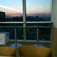 Photo taken at ダイビル食堂 by kiriko on 2/16/2015
