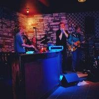 Photo taken at Sherlock's Underground Coffee House & Pub by Chris B. on 10/20/2012