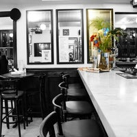 Photo taken at Coquine Restaurant by Bruce C. on 1/19/2013