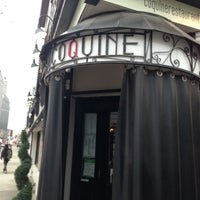 Photo taken at Coquine Restaurant by Bruce C. on 11/10/2012