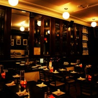 Photo taken at Coquine Restaurant by Bruce C. on 12/15/2012