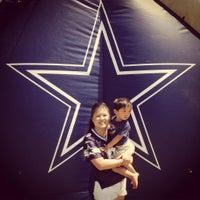Photo taken at Dallas Cowboys Training Camp by Lloyd L. on 8/12/2015