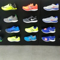 Photo taken at NikeStore Oaxaca by Luigui R. on 10/31/2013