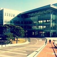 Photo taken at 신한은행연수원 by hyejin K. on 11/1/2012