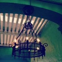 Photo taken at La Casa Del Mixiote by Edgar T. on 9/15/2013