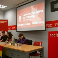 Photo taken at Agrupació Socialista de Viladecans PSC by Lidia B. on 2/22/2013
