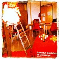 Photo taken at Agrupació Socialista de Viladecans PSC by Lidia B. on 11/1/2012
