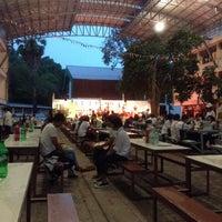 Photo taken at Dome 3.5 Mahavajiravudh School by Karn P. on 3/29/2017