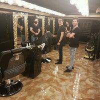 Photo taken at Parham Barbershop   آرایشگاه پرهام by Dr.mehdi N. on 1/30/2017