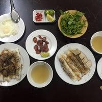 Photo taken at Bánh Cuốn Gia An by Hòa Anh Đ. on 8/31/2016