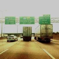 Photo taken at Interstate 294 by Muhammad Abdullah on 2/29/2016