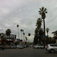 Photo taken at Hollywood Dream Garden by Oscar V. on 2/2/2013