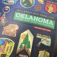 Photo taken at Oklahoma Welcome Center by Steven G. on 11/11/2017