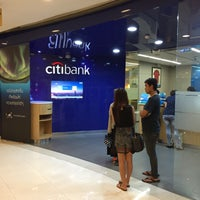 Photo taken at Citibank by Skywalkerstyle on 10/9/2015