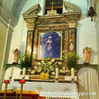 Photo taken at Santuario Della Madonna Del Monserrato by Isola d. on 9/17/2015