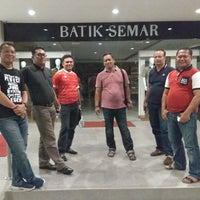 Photo taken at Kantor Wilayah Kementerian Hukum dan HAM RI Jawa Timur by Gus H. on 10/10/2017