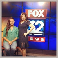 Photo taken at Fox Chicago News - WFLD by Julia S. on 9/11/2013