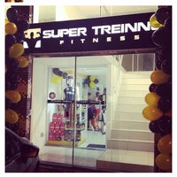 Photo taken at Super Treino Fitness by Gustavo C. on 2/24/2013