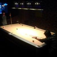 Photo taken at Arena Pool & Cafe by Raja H. on 5/8/2013