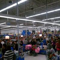 Photo taken at Walmart Supercenter by Kelly S. on 11/23/2012