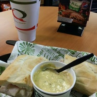 Photo taken at Quiznos by Stacey D. on 9/17/2015