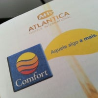 Foto tirada no(a) Comfort Franca por Giovani P. em 10/6/2012