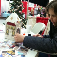 Photo taken at Leavenworth Festhalle by Arlene H. on 11/30/2014