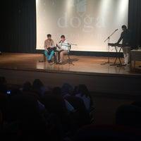 Photo taken at Avcılar Doğa Koleji/ Konferans Salonu by Dilek E. on 4/8/2016