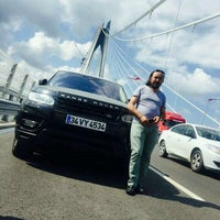 Photo taken at 3rd Bosphorus Bridge South Tower by Serhat on 8/27/2016