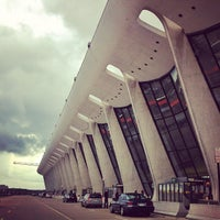 Photo taken at Washington Dulles International Airport (IAD) by David Y. on 6/16/2013
