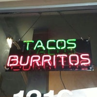 Photo taken at Taqueria Los Caporales by Ryan I. on 1/24/2016