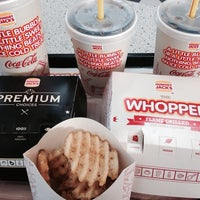 Photo taken at Hungry Jack's by Caryl C. on 12/11/2013