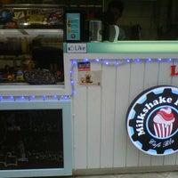 Photo taken at Milkshake Factory by Harith Irfan W. on 6/23/2013
