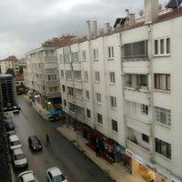 Photo taken at Kavukçu İş Merkezi by Ayşe E. on 5/23/2016