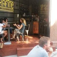 8/24/2014 tarihinde GLS X.ziyaretçi tarafından Rafine Espresso Bar'de çekilen fotoğraf