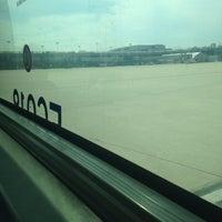 Photo taken at Gate E3 by Raphaelh2o . on 3/27/2014