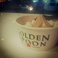 Photo taken at Golden Spoon by Trish D. on 3/4/2013