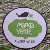 Снимок сделан в Manga Verde - Cozinha Natural пользователем Carlos v. 1/22/2015