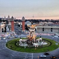 Foto tomada en Plaza de España por Irina G. el 2/26/2013