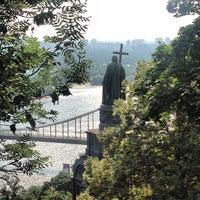 Снимок сделан в Владимирская горка пользователем Irina G. 6/28/2013