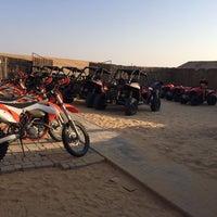 Das Foto wurde bei mxDubai / Premium Desert Adventure in Dubai von mxDubai / Premium Desert Adventure in Dubai am 10/22/2016 aufgenommen