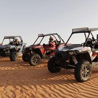 Das Foto wurde bei mxDubai / Premium Desert Adventure in Dubai von mxDubai / Premium Desert Adventure in Dubai am 4/3/2017 aufgenommen