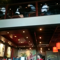 Photo taken at Highlands Coffee by Jae O. on 7/3/2013
