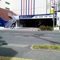 Photo taken at Matsumoto Bus Terminal by H.Yone on 9/28/2013