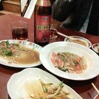 Photo taken at 四川園 東岡崎駅前店 by H.Yone on 1/6/2014