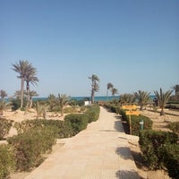 Photo taken at Djerba Island by Natalie A. on 7/25/2016